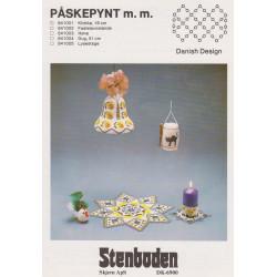 - Brugt - 1984  nr 841003 høne  Stenboden