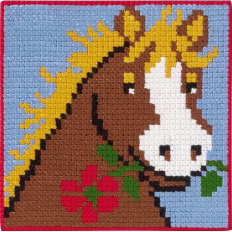 Børnestramaj Hest