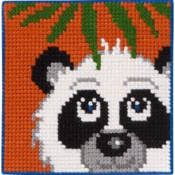 Børnestramaj Panda