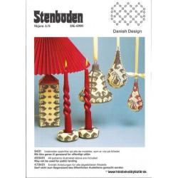 Perleopskrift nr 1 1994 Stenboden - Brugt -