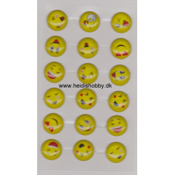 Stickers smilies