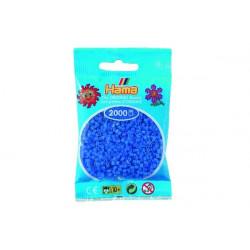 Hama mini 09 Lyse blå