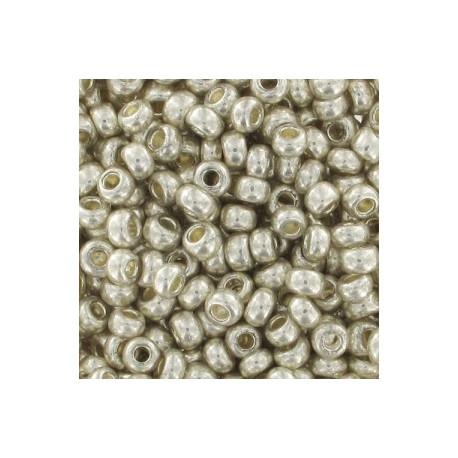 9/0 sølv perle 10 gram ROC-091