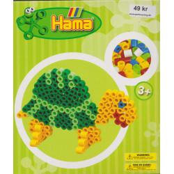 Hama maxi skildpadde