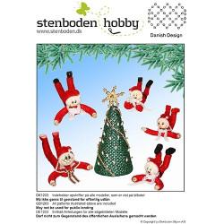 - Brugt-  Stenbodens perleopskrift 2012 nr. 3