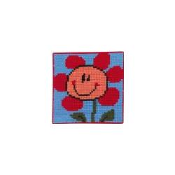 Børnestramaj blomst