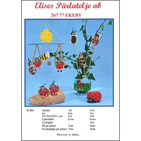 - Brugt - 2013 hæfte nr 1304  Elises