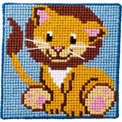 Børnestramaj Løve