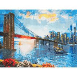 New York 40 x 50 cm