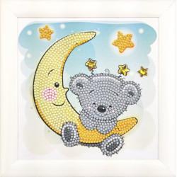 Koala  18 x 18 cm diamantbillede