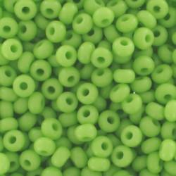9/0 lys Grøn  10 gram ROC-109