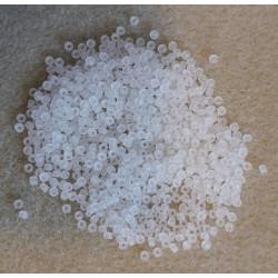 Miyuki perle 9/0 Mat krystal nr 131FO