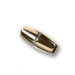 8 mm magnetlås guldfarvet