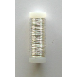 Sølvtråd 0,2 mm