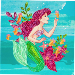 Ariel 18x18 cm Diamant kort
