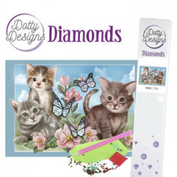 Katte diamant billed