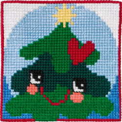 Børnestramaj juletræ