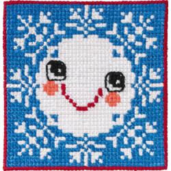 Børnestramaj snefnug