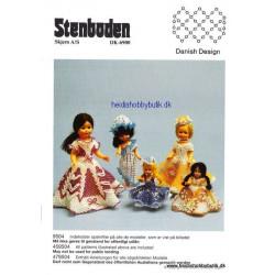 1995 nr 4 Stenbodens opskrift dukker