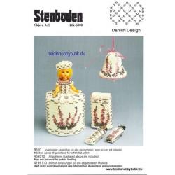 1995 nr 10 Stenbodens opskrift forår