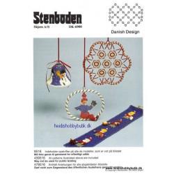 1995 nr 16 Stenbodens opskrift jul