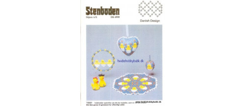 1987-88  Stenboden -Brugt- opskrifthæfter